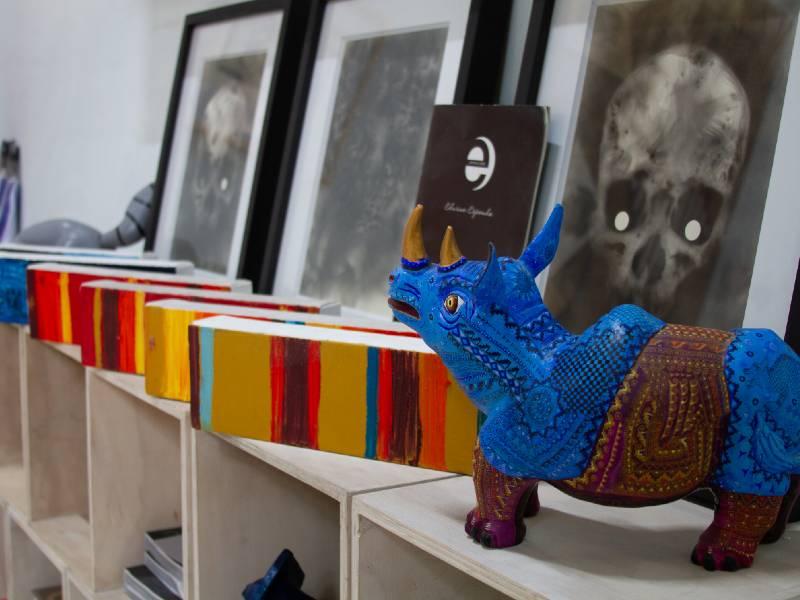 Gallery at Hotel Azul Oaxaca