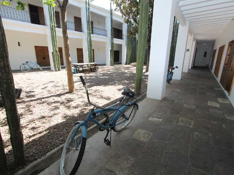 Bicycle from Hotel Azul