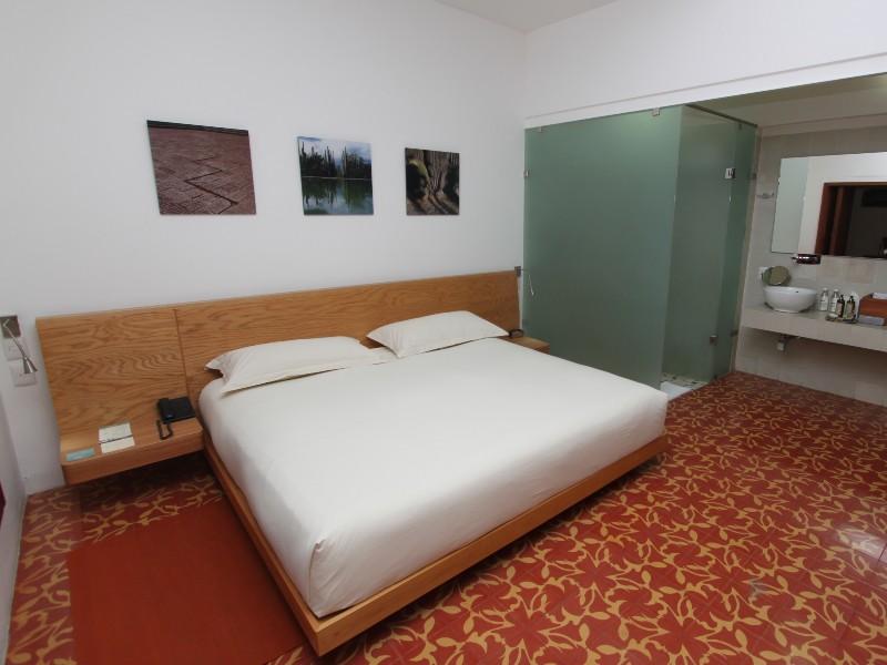 Suite Zarate Interior vista 2