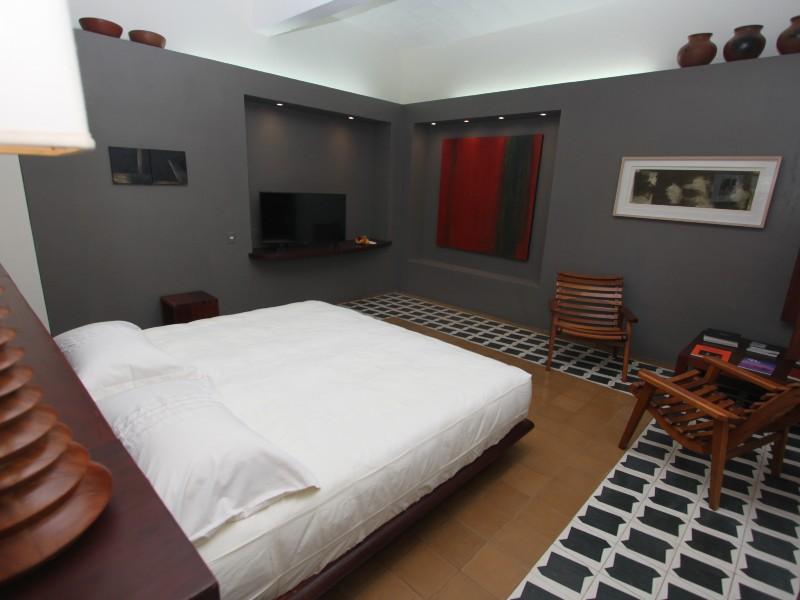Suite Villalobos Interior vista 1