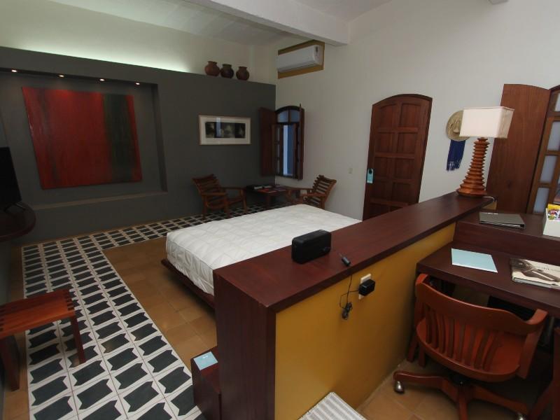 Suite Villalobos Interior vista 2