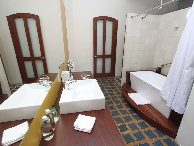 Suite Villalobos Interior vista 3