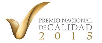Premio nacional de calidad 2015